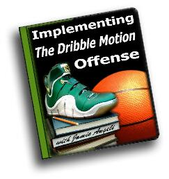 Implementing The Dribble Motion Offense E-BOOK