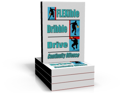 FLEXible Dribble Drive Continuity Offense (EBOOK)