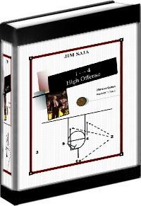 Jim Saia's 1-4 High Offense EBOOK