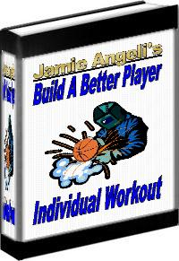 Individual Workout: Build A Better Player (Microsoft Word File)
