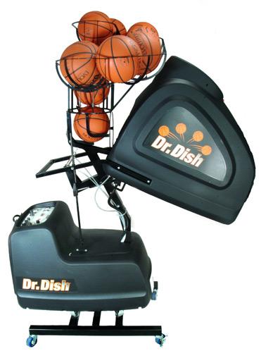 dr dish basketball machine price